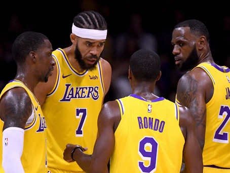 Filling the Constellations Around the Lakers' Stars