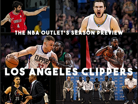 THE NBA OUTLET PREVIEW SERIES: LOS ANGELES CLIPPERS