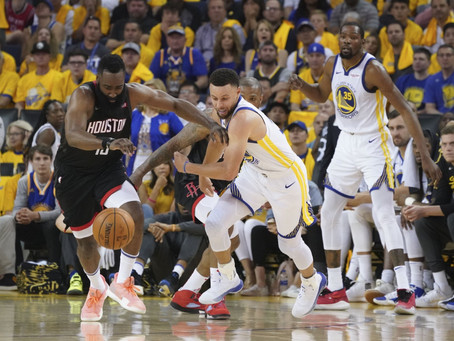 Five Thoughts: Houston Rockets vs. Golden State Warriors Game 1