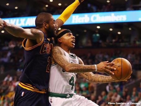 Celtics Trade For Kyrie Irving