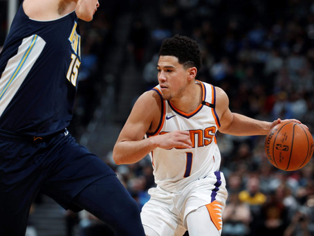 "Hot Take Marathon: Devin Booker Will Not Be ""The Man"" in Phoenix"