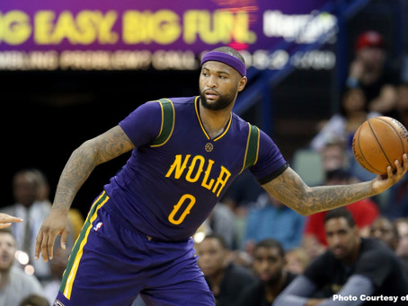 DeMarcus Cousins and A Seminal Season For The Pelicans