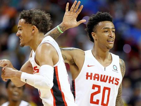 Opening Night Takeaways: Atlanta Hawks