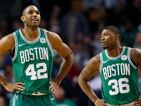 OTG Team Awards: Boston Celtics