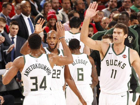 Bucks End of Season Report Cards
