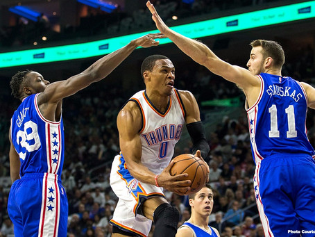 Early Takeaways from the Thunder's First Win