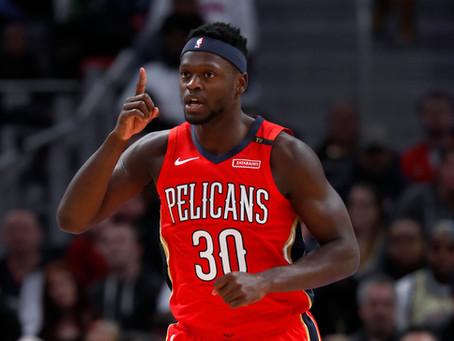 2019 NBA Free Agents: Julius Randle