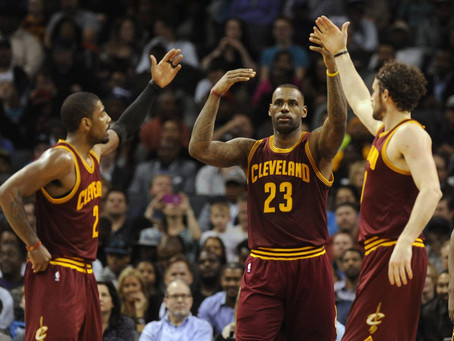 OTG's All-Decade Team: Cleveland Cavaliers Edition