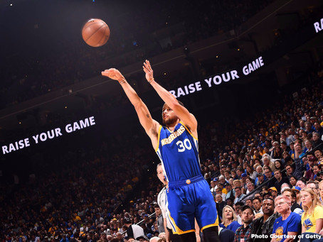 Behind the Arc: The Relevance of the NBA Three Point Shot
