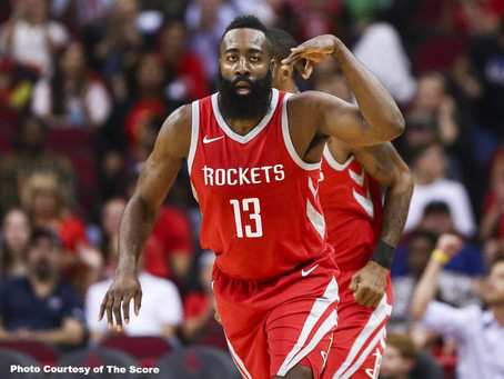Rockets Firing on All Cylinders