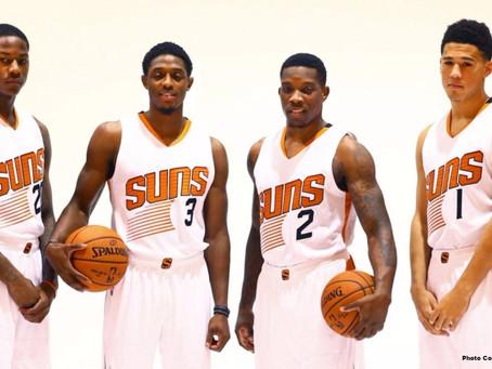 NBA Future Power Rankings: 10. Phoenix Suns