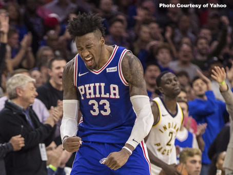Robert Covington: Overlooked, Underrated, and Finally Rewarded