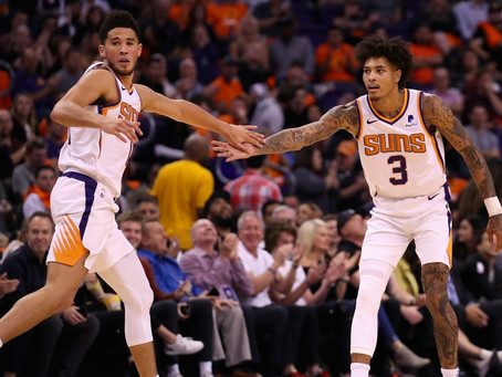 The Phoenix Suns' Strong Start Is One of This NBA Season's Best Stories