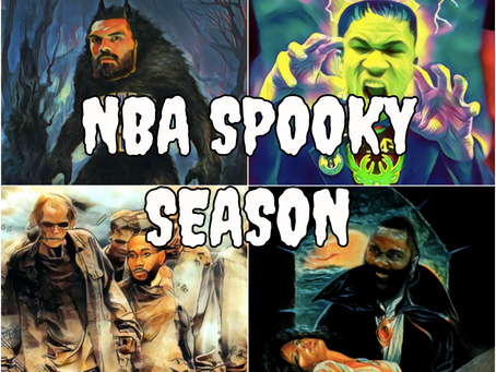 NBA Spooky Season: Monster Mash