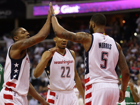 The Washington Wizards and Their Miraculous Runs