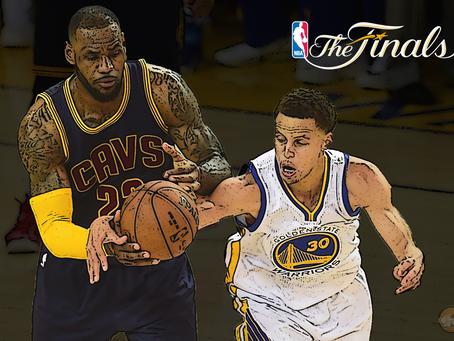 NBA Finals 2016: Clevland Cavilers vs. Golden State Warriors