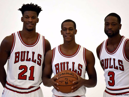 Are the Chicago Bulls in Big Trouble?