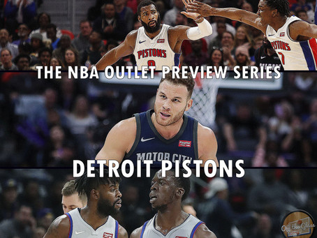 The 2018-19 NBA Outlet Preview Series: Detroit Pistons
