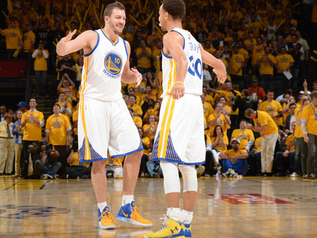 What Sparked Curry at the End of Game 3?