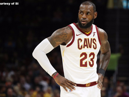 These Are the Teams Trying to Take Down the Struggling Cleveland Cavaliers