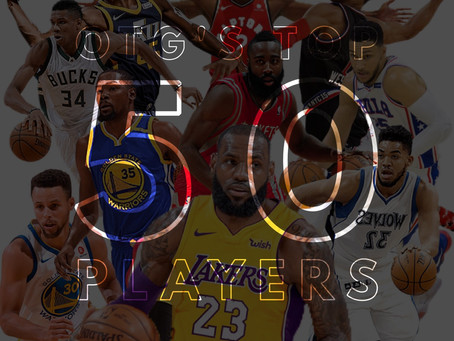 OTG's Top 50 NBA Players: 20-11