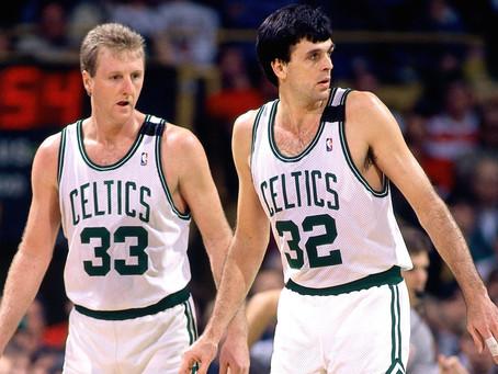 Greatest All-Time Starting 5: Boston Celtics