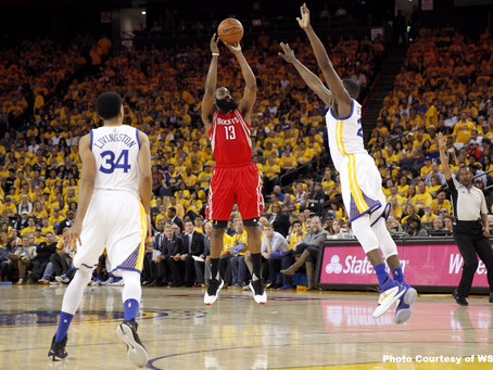 A Deep Dive: Analyzing the Rockets 3 Point Attack