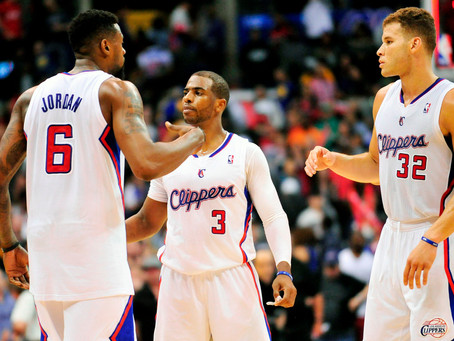 NBA Future Power Rankings 4. Los Angeles Clippers