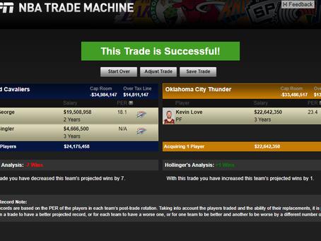 OTG's NBA Trade Deadline Marathon: Day 7.5