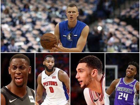 The Top 50 NBA Players Entering the 2019-20 Season: 46-50