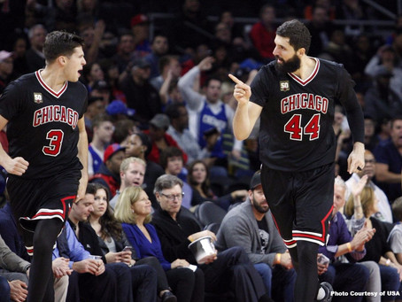 How the Bulls Can Overcome Their Lack of 3-Point Shooting