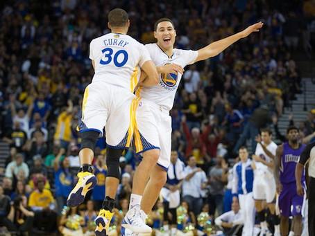 NBA Future Power Rankings 2. Golden State Warriors