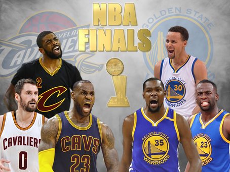 Early Offense: Vol. 10 NBA Finals Edition