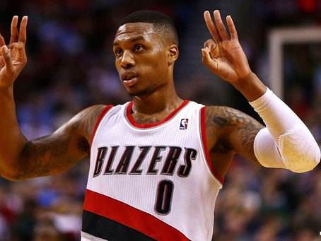 Dame Lillard Sets Record, Makes Early MVP Statement