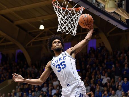 Full First-Round NBA Mock Draft