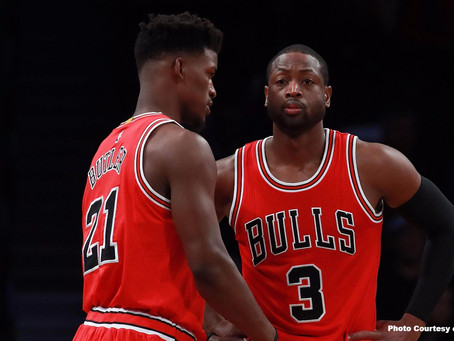 The Surprise Shooting Successes of the Chicago Bulls