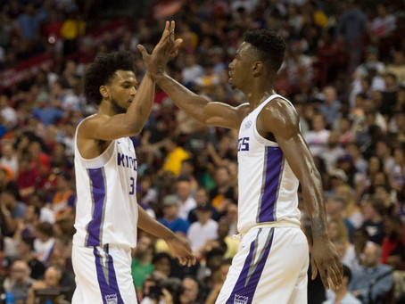 Harry Giles Needs to Step Up If the Kings Want to Survive Bagley's Injury