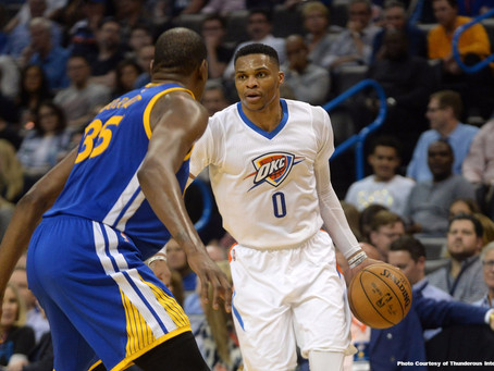 Russell Westbrook Should Thank Kevin Durant for Leaving Oklahoma City