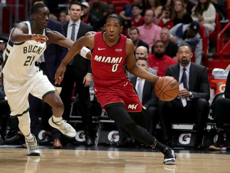 Pat Riley, Heat Ready for the Trade Season