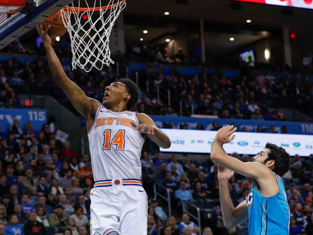 The Allonzo Trier Contract Dilemma
