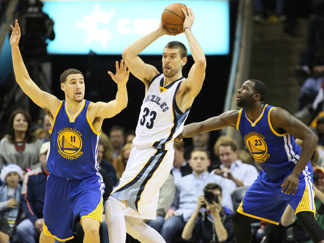 5 Things We Learned From the Warriors and Grizzlies Series