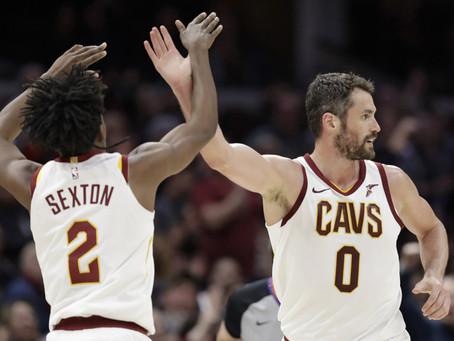 OTG Team Awards: Cleveland Cavaliers
