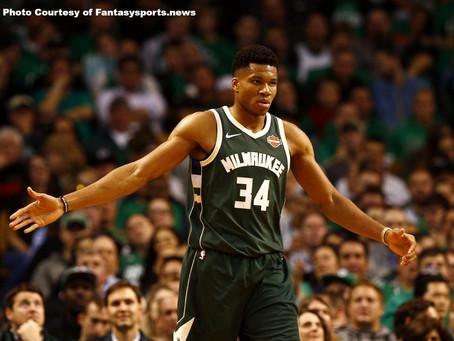 The Greek Freak is Freaking Out the NBA