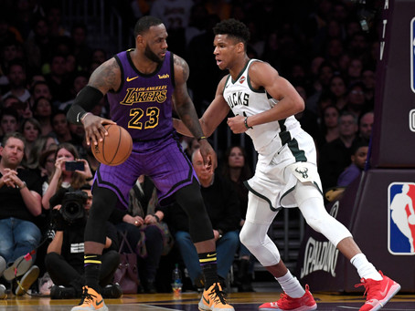 Previewing the Top 5 NBA Teams of 2019-2020