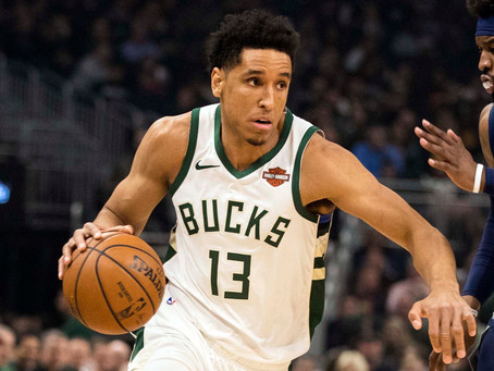 The Pacers Land Malcolm Brogdon