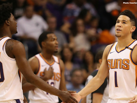 Pay Attention to the Phoenix Suns