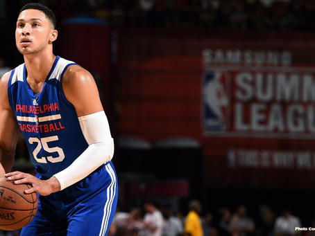 Is Ben Simmons a Lock for Rookie of the Year?