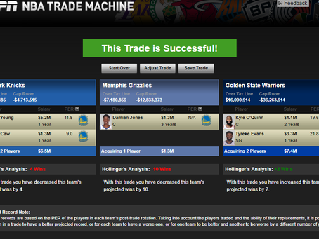 OTG's NBA Trade Deadline Marathon: Day 14