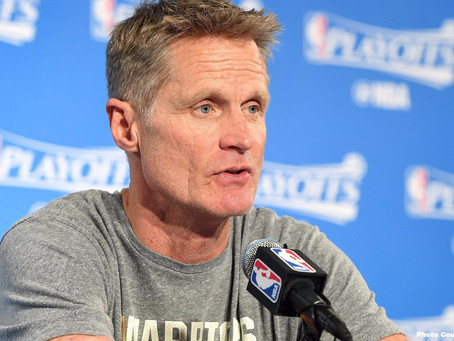 Getting It Done Without Steve Kerr