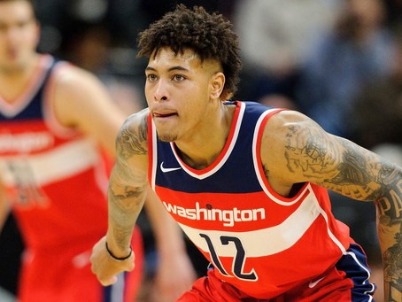 Kelly Oubre Jr.'s Time Is Coming